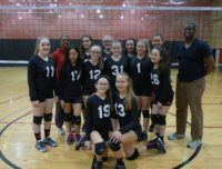 volleyball brooklyn girls team