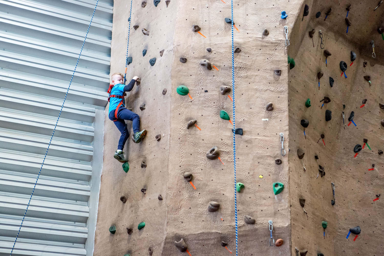 Rock Climbing Birthday Parties Aviator Sports Brooklyn Ny