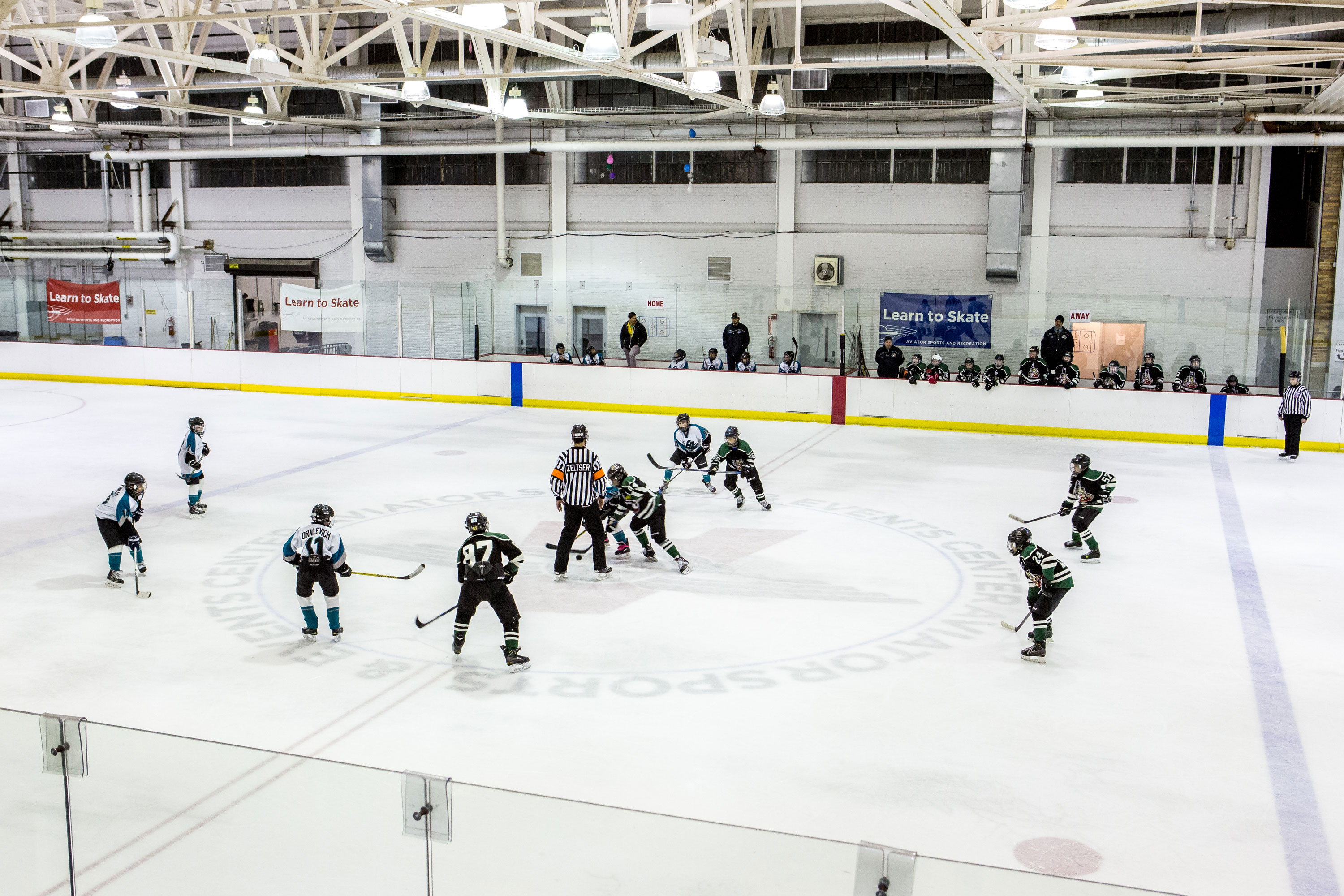 Ice Hockey Brooklyn Aviator Sports Events Center