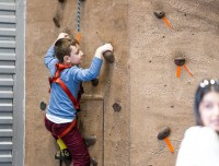 Tallest indoor rock climbing wall in NYC, rock climbers, rock climbing, indoor rock climbing nyc,rock climbing in new york