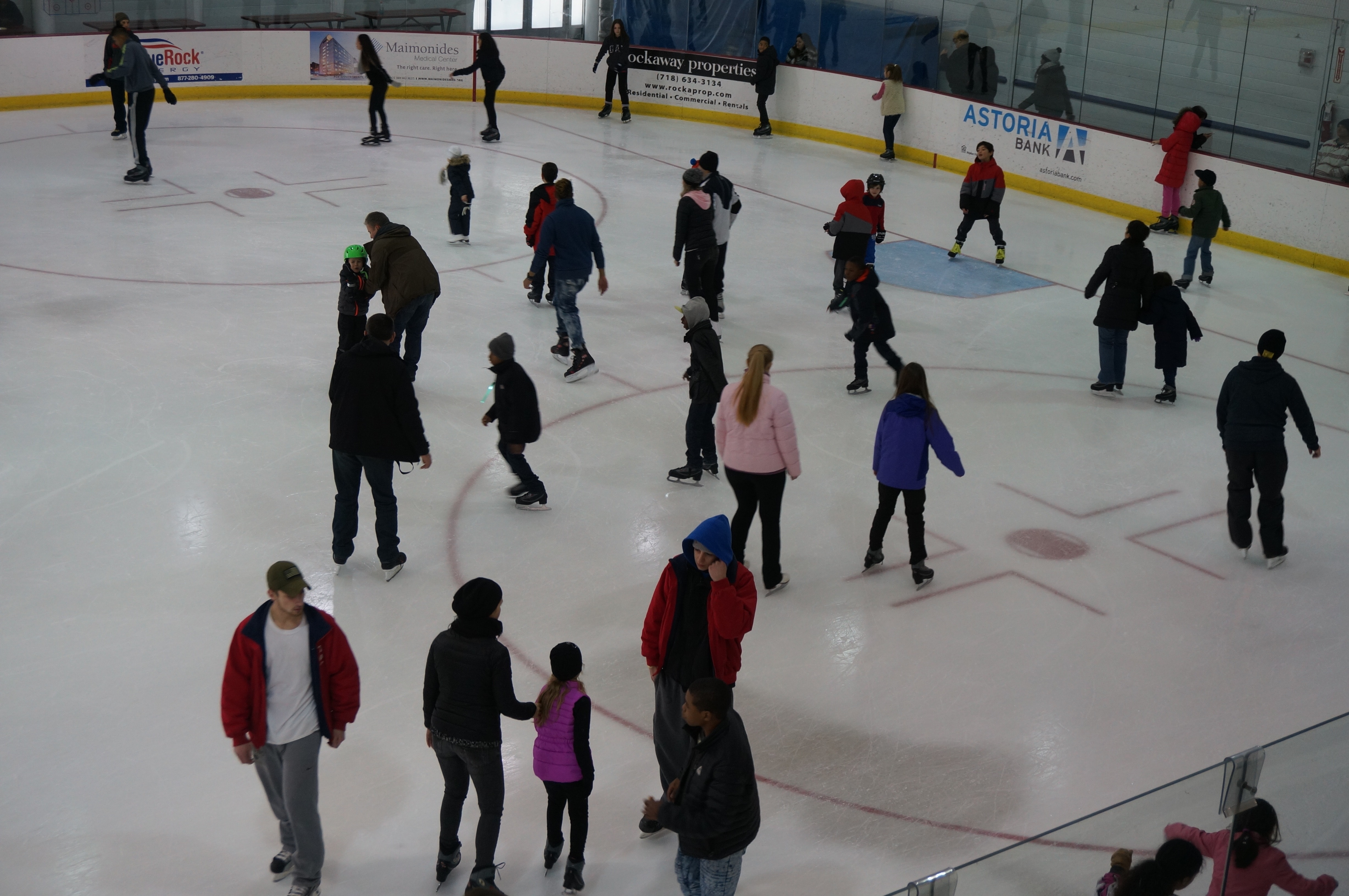 Ice skating near me