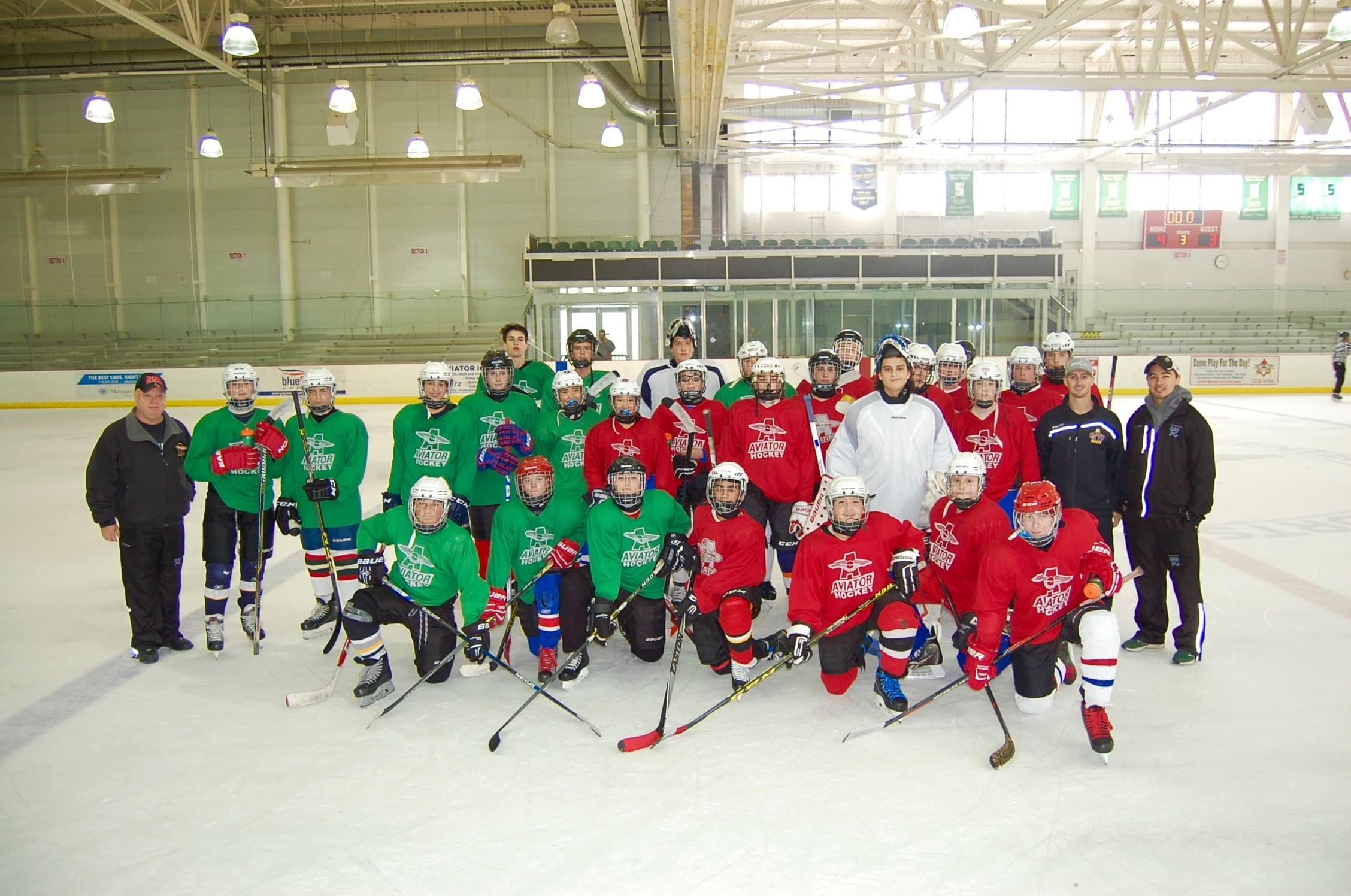 hockey canadas learn all about hockey color and activity
