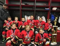 Mite Minor Ice Hockey Team