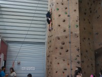 Camps climbing Rockwall