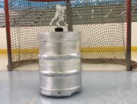 Stanley Keg Hockey Trophy