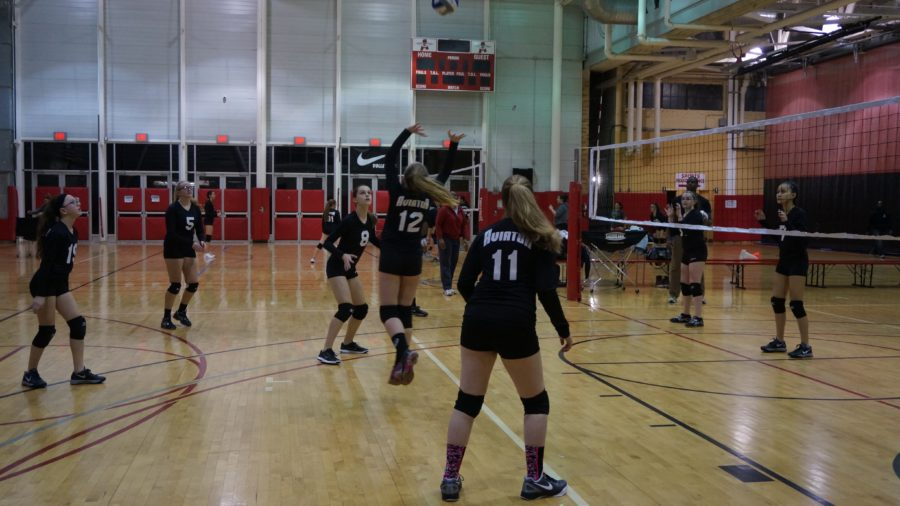 Volleyball Clinics Classes & Leagues | Aviator Sports Brooklyn NY