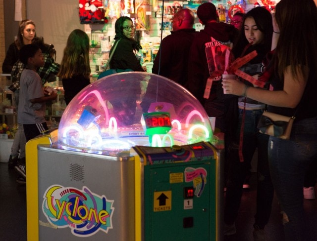 Win prizes at Aviators video game arcade, game arcade, game arcades, arcades in brooklyn