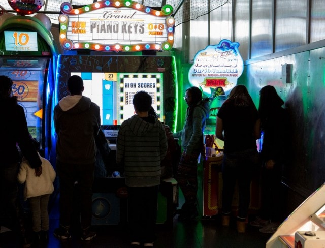 There's something fun for everyone at Aviators video game arcade, game arcade, game arcades, arcades in brooklyn