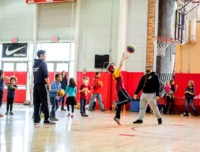Basketball Camps instruction at Aviator Sports camp, Basketball programs ny, Youth Development Basketball program