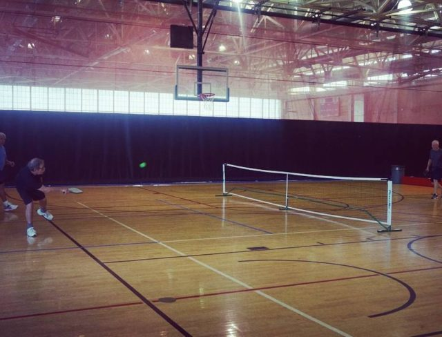 Indoor Pickleball, pickleball nyc, pickleball brooklyn, open pickleball, pickleball games, free pickleball, pickleball court, pickleball courts