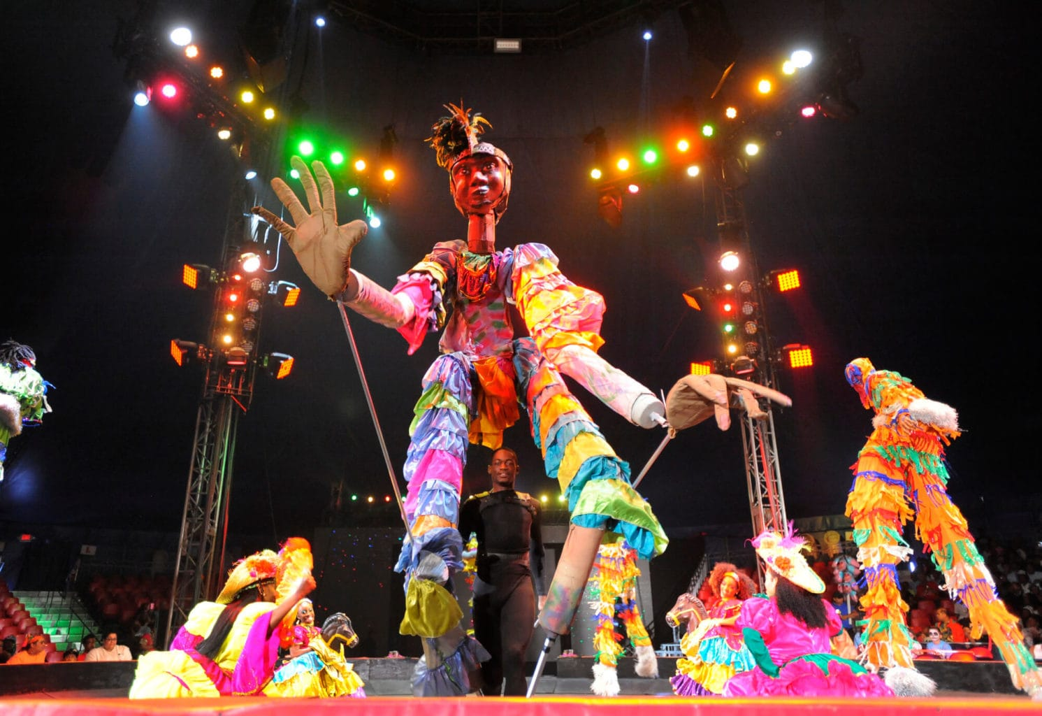 Universoul Circus Aviator Sports & Amp Events Center Brooklyn Ny