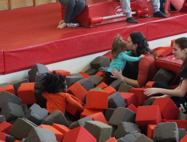 gymnastics parent and me brooklyn
