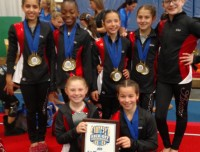 Aviator Gymnastics builds teamwork, gymnastics classes,gymnastics in Brooklyn,Brooklyn gymnastics