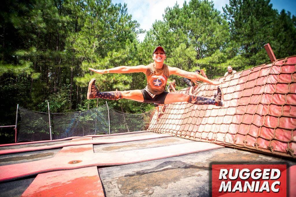 Rugged Maniac Event Aviator Sports