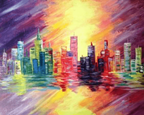 Paint Nite Brooklyn