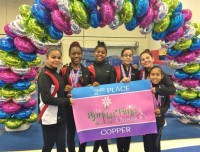 Aviator Gymnastics Spring time Classic athletes