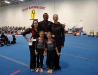 Aviator Gymnastics Spring time Classic level 3-8 athletes