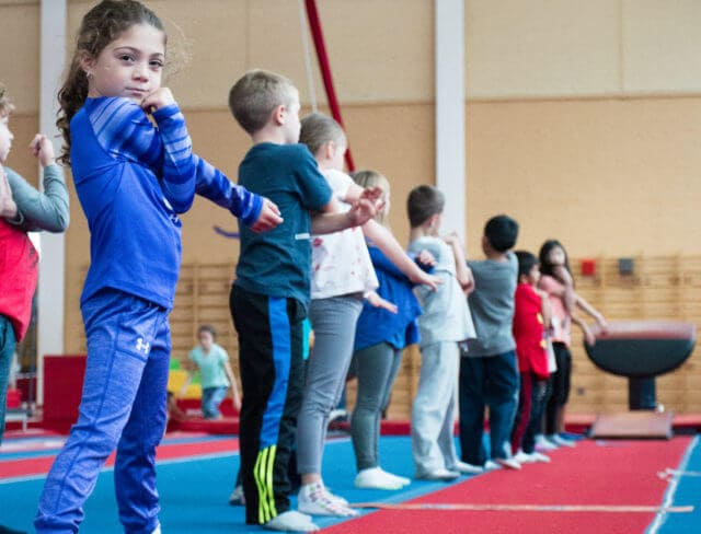 summer gymnastics camp, summer sports camp, summer sports camp brooklyn