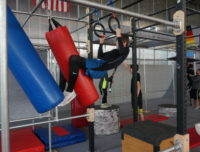 ninja warrior summer camp, sports summer camp, summer sports camps