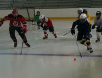 hockey summer camp