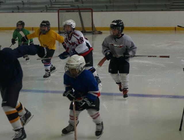 hockey sports camp