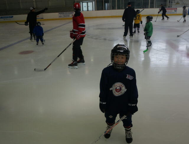 hockey camp