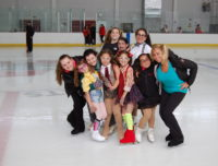 figure skating camp