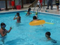 swimming pool party ideas,