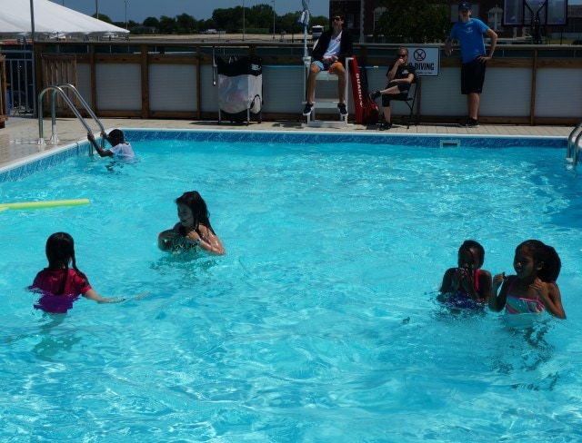 Birthday pool parties are a fun way to celebrate and beat the heat!