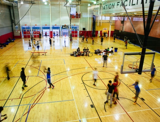 open basketball, basketball gym, open courts near me