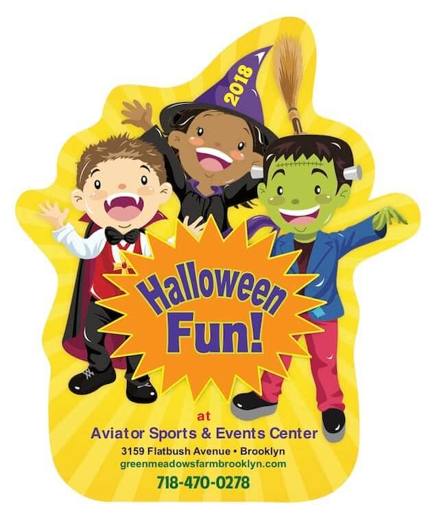 Halloween fun kid weekend