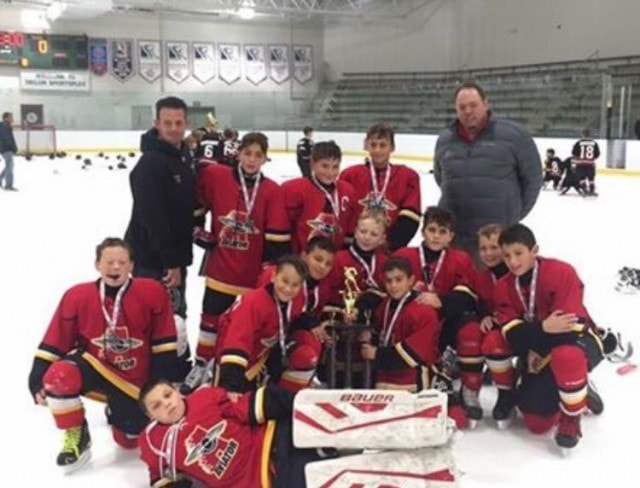 Squirt Major BelleTire Tournament 2016