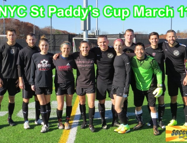 NYC St. Paddys Cup