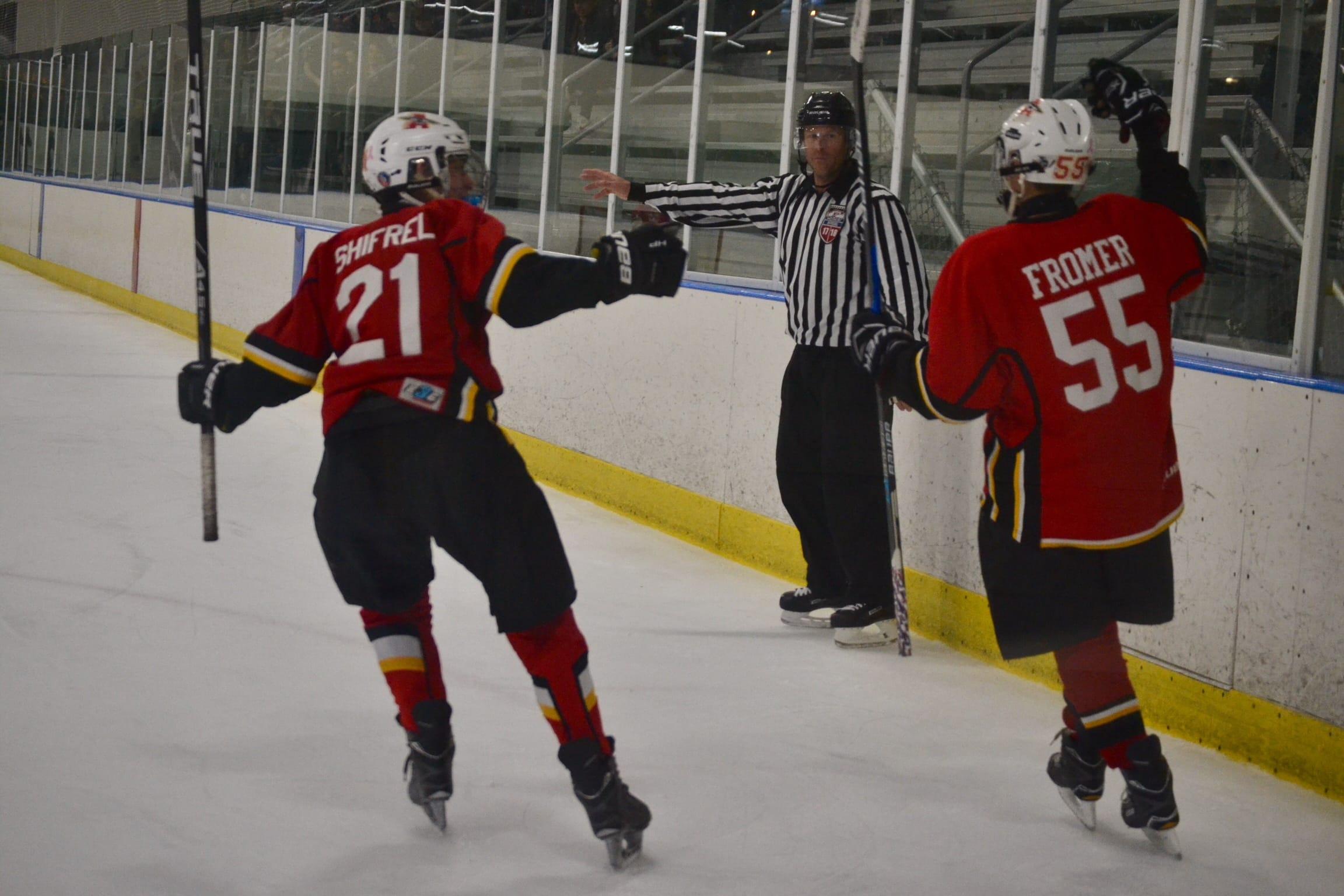 Junior Hockey On Long Island Ny