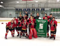 Tournament win peewee minor, Travel Hockey