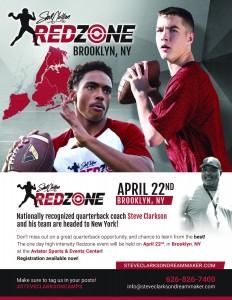 Redzone Flyer