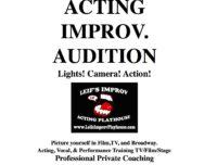 Acting On Camera New York School