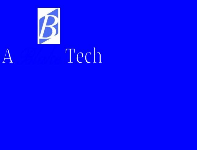 A Blake Tech