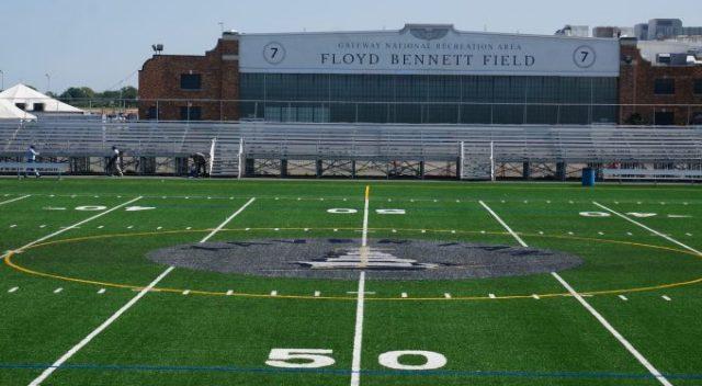 Xavieran Aviator Football Field