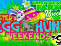Green Meadows Farm, Easter Egg Hunt,