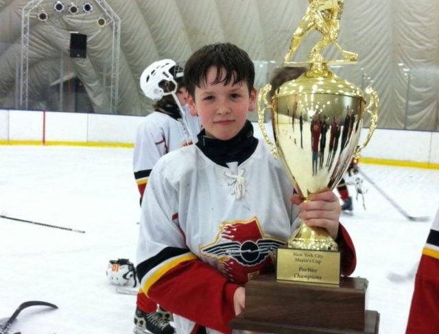 aviator ice hockey