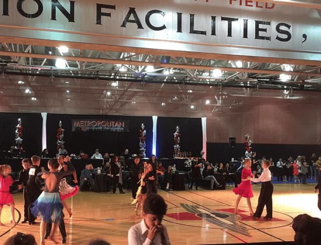 Metropolitan Dance Sport Championship