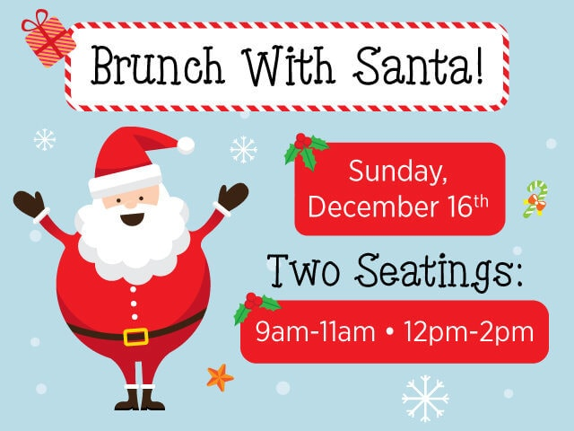 Gallery Image of Brunch with Santa