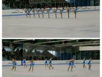 synchro competition new york