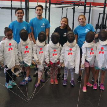 Fencing classes in brookyn
