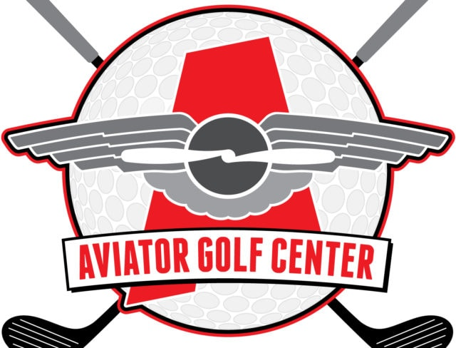 Aviator Golf Center Logo