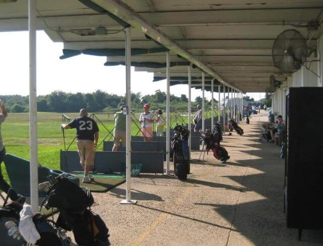 golf driving ranges near me in Brooklyn NYC