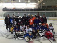 youth hockey camps at aviator sports