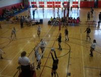 Junior volleyball Tournament Double