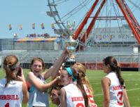 Field Hockey Trophy